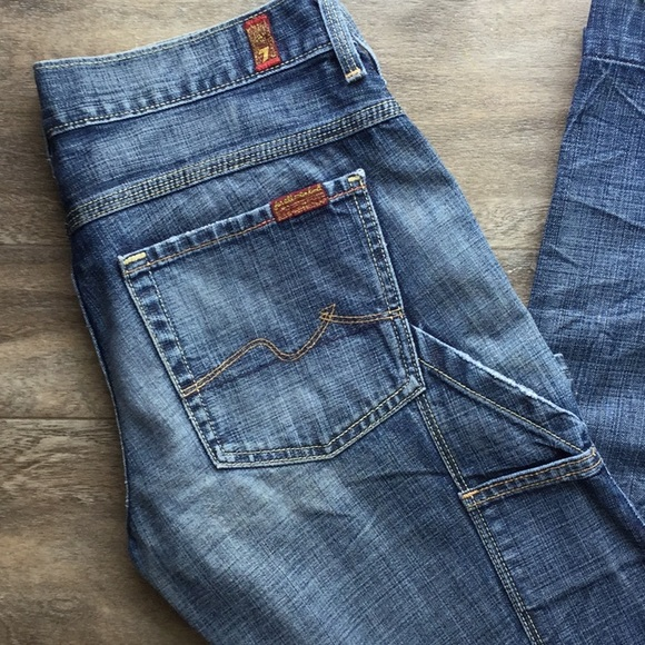7 For All Mankind Denim - 7 Jeans Cargo Style
